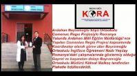 Ardahan Bayramoğlu köyü Ortaokulu Comenus Regıo Pr