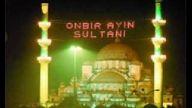 Hoşgeldin Ya Şehr-i Ramazan Salat-ı Şerif