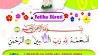 Küçük Abdüssamed - Fatiha Suresi