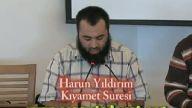 HARUN YILDIRIM   KIYAMET SURESI HD