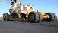Portatif iş makinesi taşıyıcısı