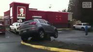 Arabaları park ederken yapılan kazalar