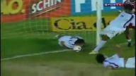 Çok feci futbol kazası