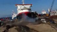 Gemi nasıl park edilir