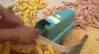Mısır ayıklama makinası