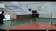 Türkiye Badminton Federasyonu Eğitim Filmi -3