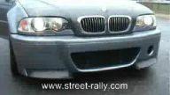 super BMW m3 e46 CSL test