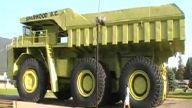 dunyanın en buyuk kamyonu