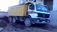 şahlanan kamyon