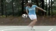 Messi'nin Bayan Versiyonu Messiye