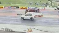 Porsche ıle yarışan Fiat 126
