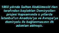 Osmanlı'nın TÜP GEÇİT PROJESİ !!!