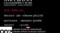 Mevlana Celaleddin-i Rumi -2009 (Beri Gel Beri)