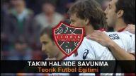 Takım Halinde Savunma-Teorik Futbol Eğitimi
