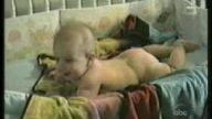 bebeğin gazı geldi :)))))