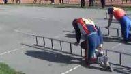 İtfaiyeci yarışı
