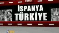 İspanya-Türkiye maçı reklamı