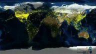 dünyadaki 1 günlük hava trafiği