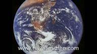 uzaydan muhteşem görüntüler