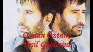 Osman öztunç-yeşil gözlerine