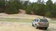 jeep nehirde battı