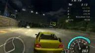 undergraund2 evo max speed