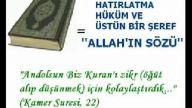 Kuran-ı Kerim Mucizesi Herkes İzlesin Lütfen