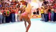 Bak İşte bu da Sexy Afrikalı Dansöz