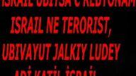 israil katliamları
