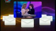 eurovision yarı final sonuçları açıklanırken
