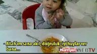 Ezgi'nin Yemek Duası :):)))