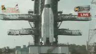 Hindistan'ın Uydu Taşıyan Roketi Böyle Patladı