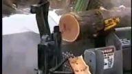 Süper Odun Kırma Makinası