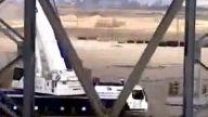 Afşin'deki göçük anının VİDEO'su çıktı