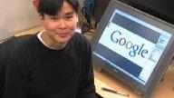 Google logolarını bakın kim çiziyor