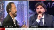 Rasim Ozan Kütahyalı Adnan Oktar Kavgası 25 ocak 2