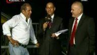 Erman Toroğlu canlı yayın kazası