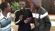 Afrikalılardan Mardin Kapı Şen Olur Le Le