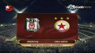 Beşiktaş 1-0 CSKA Sofya Maçı Özeti