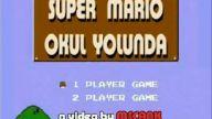 Süper Mario Okul Yolunda