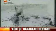 İşte Kürtlerin Çanakkale Destanı