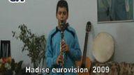 Hadise  Erovizyon 2009 şarkısı Düm Tek Tek -Eurovi