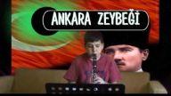 Ankara zeybeği -Angara halk oyunu Folklör,zeybek m