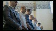 Dindar Masonlar Küçük Ayasofya Camii'nde namaz kıl