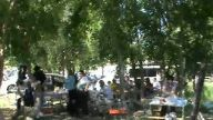 Kayaburun Ve Ersun Köyü Piknik Görüntüleri