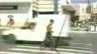 kadın sürücü,dilenci çocuğu ezdi