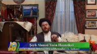 ŞEYH AHMED YASİN - TÜRK İSLAM BİRLİĞİ