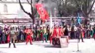 nevruz kutlamaları,mehteren marşları