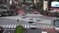 Japonyada Yayalara Yeşil Işık Yanarsa