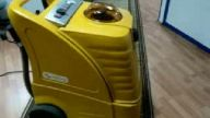 yerinde halı - koltuk yıkama makinaları